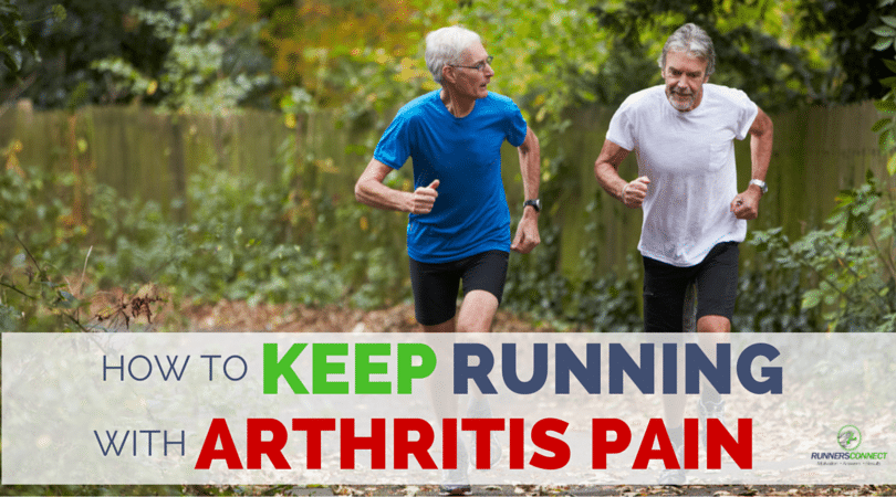Arthritis is painful, frustrating, and progressive. Does it mean the end of a running career? Science says yes, but this article has 7 ways to slow the degeneration and allow you to run as long as possible.