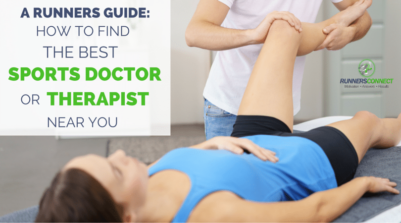 "Injured? We know we need to see a doctor, therapist, chiropractor or osteopath if we are in pain and it is affecting our running, but how do you know who to trust? It can be really overwhelming to find someone who will not just say ""don't run"", but this guide is helpful for knowing what to look for."