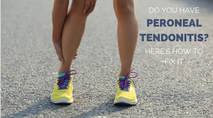 The pain on the outside of your ankle or foot could be caused by peroneal tendonitis. Here is how to know if you have it, understand what caused it (so it does not happen again), and treat it, so you can get back to running quickly.