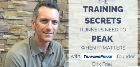 Training Peaks founder Dirk Friel makes it very easy for all runners and coaches to plan out a season to peak when it matters; on your goal race day. Whether you are racing the marathon or a 5k, this is a very insightful running podcast episode from a very knowledgeable, yet relatable expert.