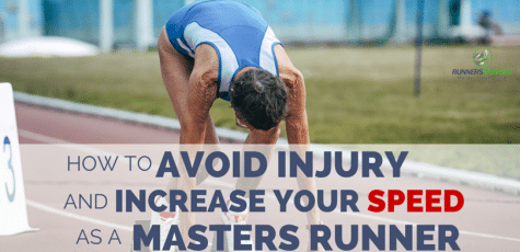 Most people thought runners should stop once they got to a certain age, but now we know running over 40, 50, 60, and even 70 is good for us. Here is how to increase your speed as a older runner without ending up injured.