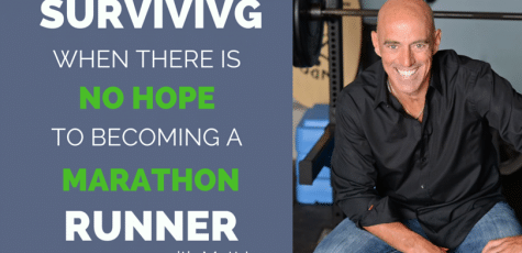 Matt Long's story is one of hope, courage, and determination. He was sucked under a bus, told he would never walk again, but against all odds, never let go of his goal of running the New York Marathon, which he did. Very inspiring, and a must listen for every runner.