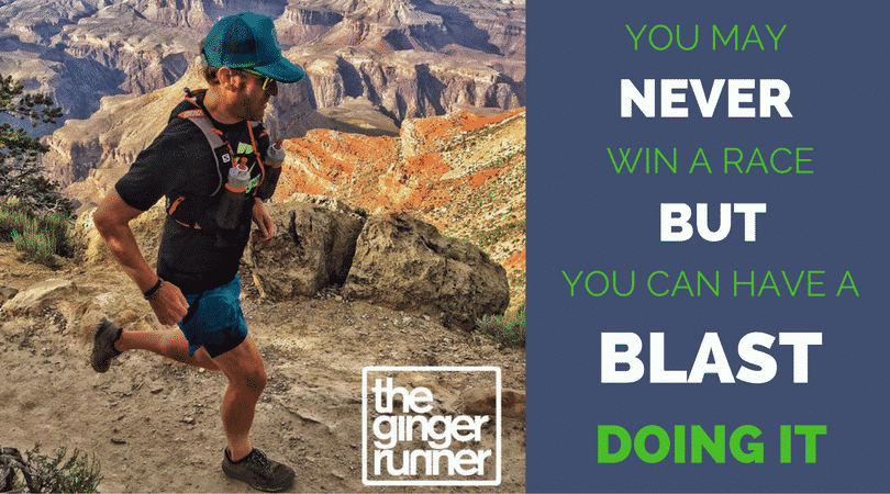 Ethan Newberry has never been a fast runner, never been on the podium, but the fulfillment that running in fun experiences brings will have you convinced that having fun is the way to go. Ethan shares how he took back ownership from bullying words, and how body image issues can be overcome, but you CAN control your self doubt, and here is how.