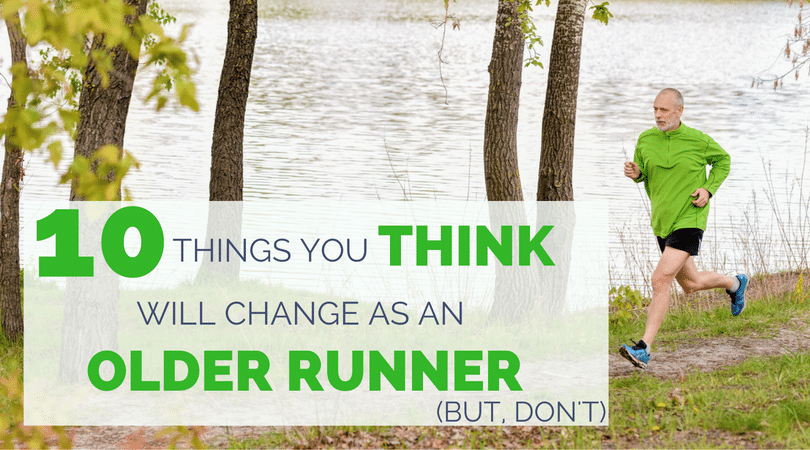 How many of these are you guilty of falling for? Masters running is a little different to running in your younger years, but older runners do not have to change everything, and actually many of the training aspects are the same as before; what works for you! Before you change everything about your masters running training, take a read of this.