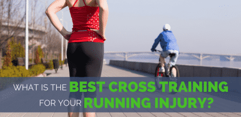 If there one best type of cross training for injured runners to get good cardio instead of running? It depends on the injury you have. Here are the alternatives to running to stay fit, broken down by injury.