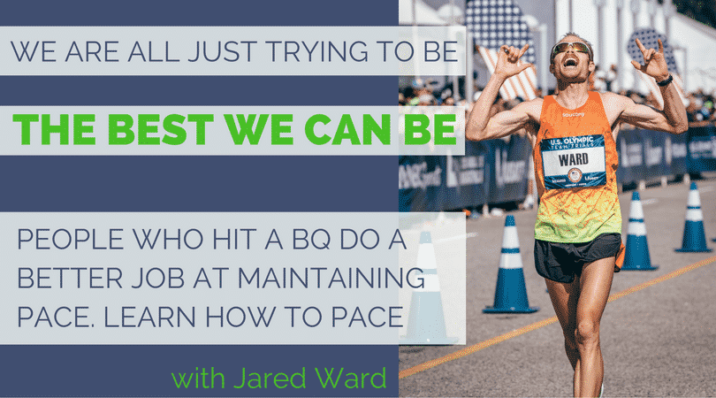 Jared Ward- We Are All Just Trying to Be the Best We Can Be