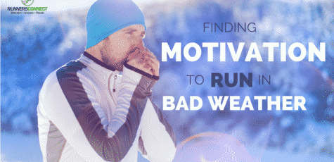 Snow, sleet, rain, heat. We rarely get to run in perfect conditions, but sometimes, trying to get motivated to run seems almost impossible. Helpful tips to get you out the door when you aren't motivated to do anything.