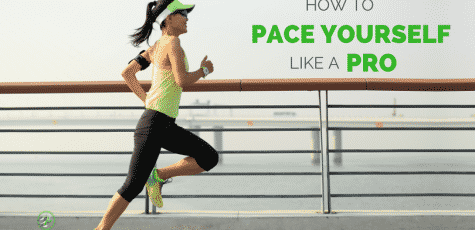 FINALLY! A guide that actually gives solid advice on pacing. Learning how to pace yourself while running is difficult with GPS watches attached to our wrist, but you will race better if you practice pacing correctly in training