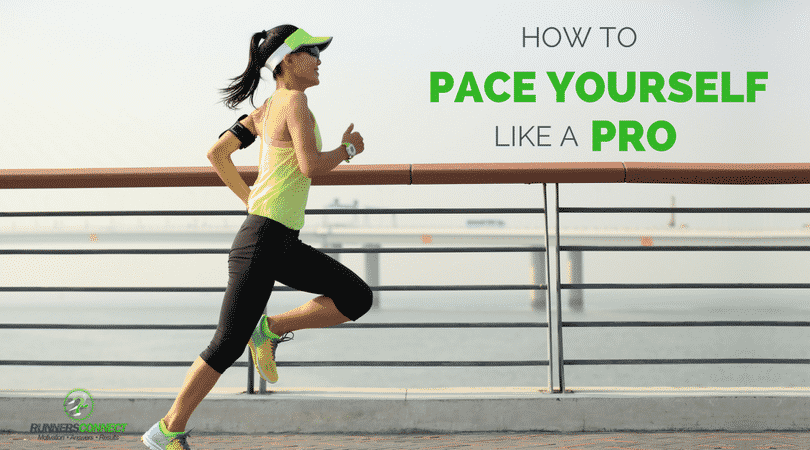 How to Pace Yourself Like a Pro