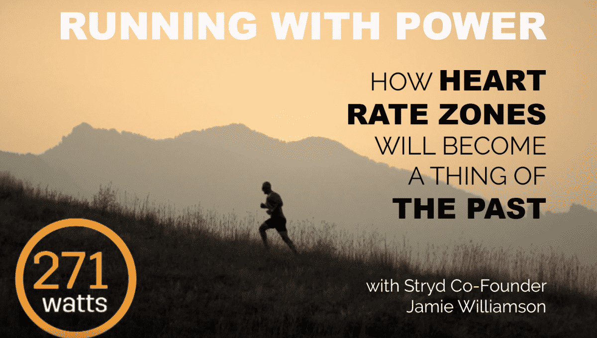 Running with Power: How Heart Rate Zones Will Become a Thing