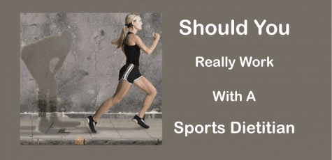 work with a sports dietitian