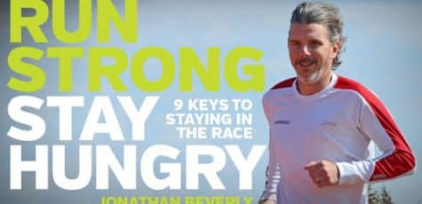 Run Strong, Stay Hungry by Jonathan Beverly