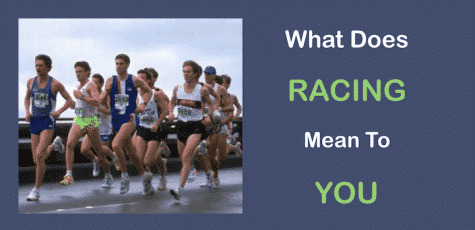 what does racing mean to you