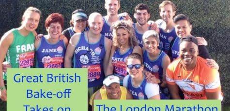 Jane Beedle London Marathon RTTT