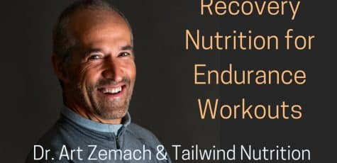 Recovery Nutrition with Tailwind Nutrition and Dr. Art Zemach