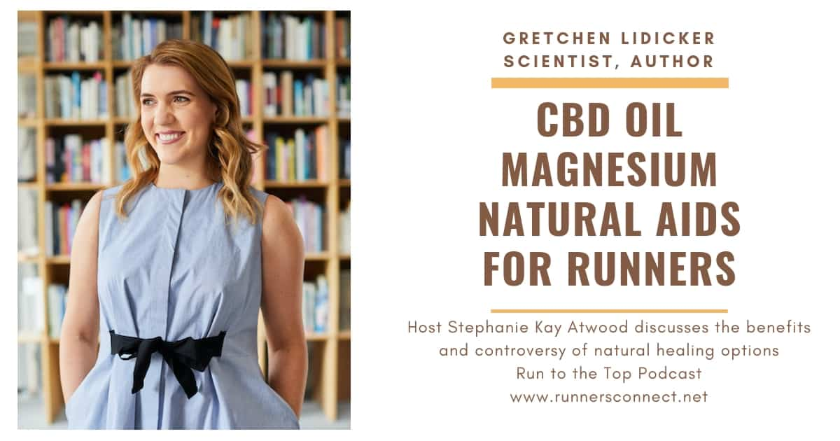 Enhance Your Running with CBD Oil and Magnesium with