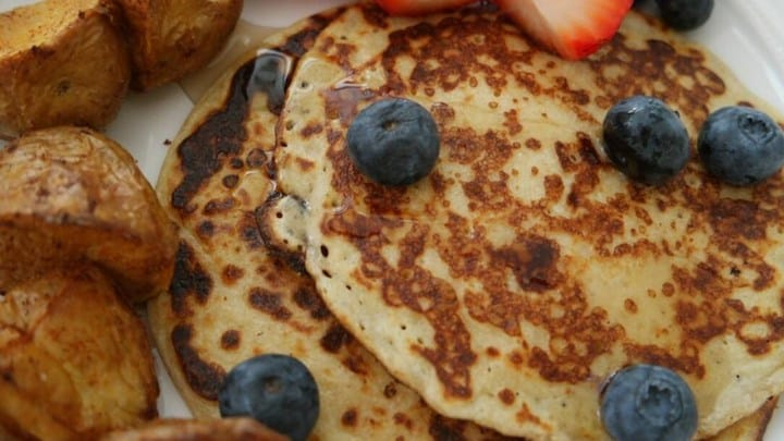 Cottage-cheese-pancakes